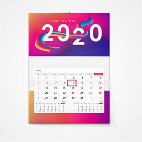 Дизайн календарей в Кемерово